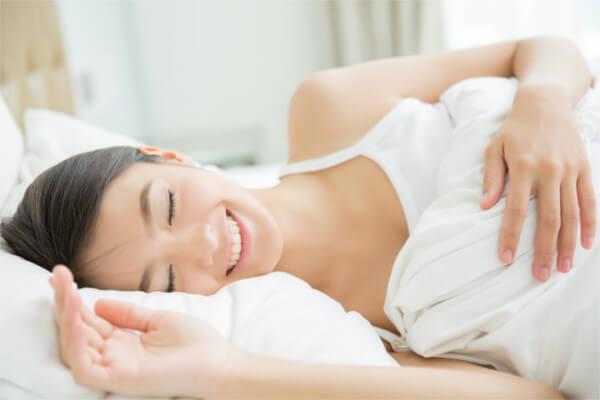 3.就寝前にできるむくみ解消方法