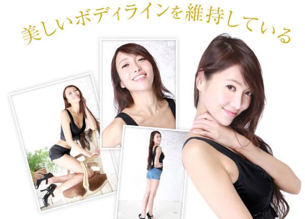 キュッとふんわりショーツは西垣梓さんが大絶賛するほど!