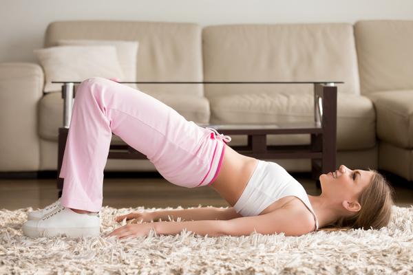 骨盤トレーニング女性